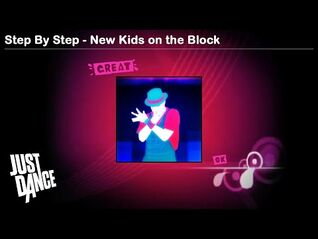 Step By Step - New Kids on the Block - Just Dance 1