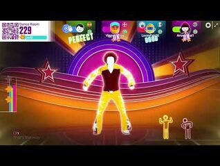 That's the way I Like It Just Dance NOW SUPERSTAR