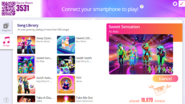 Sweetsensation jdnow menu computer 2020