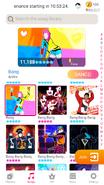 Bang jdnow menu phone 2020