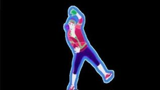 Beat Match Until I'm Blue - Just Dance 3 (Wii) (Extraction)