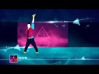 Take On Me - a-ha(Just Dance 2017)
