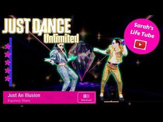 Just An Illusion, Equinox Stars - MEGASTAR - Gameplay P1 - Just Dance 2020 Unlimited -PS5-