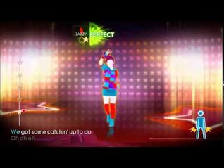 Just Dance 4 Some Catchin Up To Do