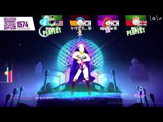 Just Dance Now- Naughty Girl (5 stars)