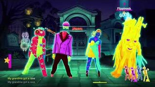 Rave in the Grave - Just Dance 2020