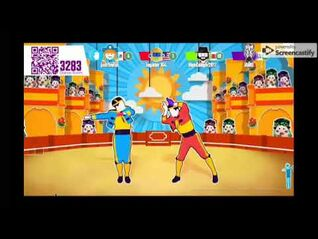 Carmen (outventure) - just dance now