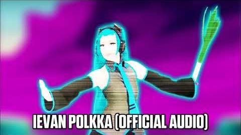 Ievan Polkka (Official Audio) - Just Dance Music