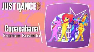 Just Dance 2018 (Unlimited) Copacabana