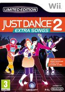 Just Dance 2 Extra Songs PAL