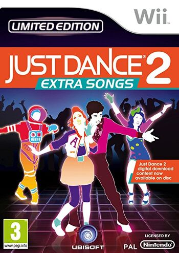 Just Dance 2: Extra Songs (PAL)