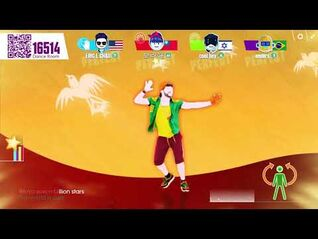 Just Dance Now- The World Is Ours (5 stars)