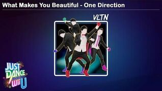 What Makes You Beautiful - Just Dance Wii U