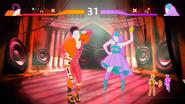BassVsLoveSongDUEL jd4 gameplay 1