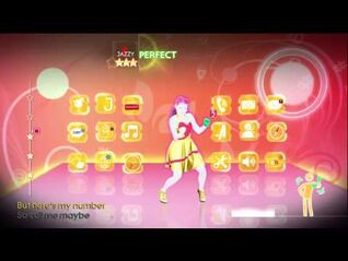 Call Me Maybe (Just Dance 4) *5
