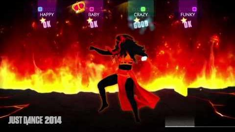 Rihanna -- Where Have You Been Just Dance 2014 Gameplay
