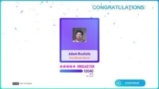 (PS4) Just Dance® 2019 The Winner Takes It All By ABBA 5* Megastars