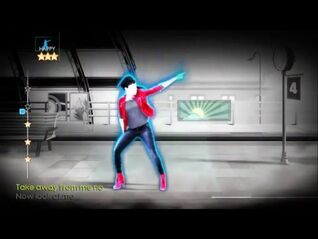 Just Dance 4 DLC - Part Of Me - Katy Perry - All Perfects!