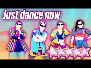 Just Dance Now- Finesse (Remix) (Bruno Mars Ft