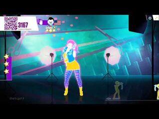 Just Dance Now - Bananarama- Venus (Megastar)