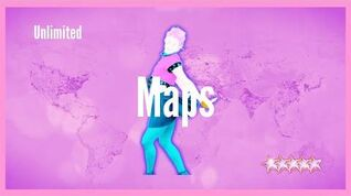 Maps - Just Dance 2020
