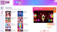 Teenagedream jdnow menu computer 2020