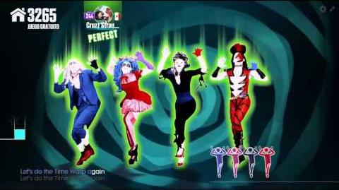 Time Warp - Just Dance Now