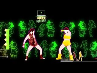 Just Dance 2016 - You Never Can Tell