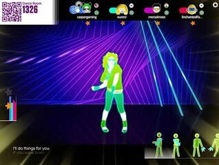 Just Dance Now - Acceptable In The 80's (Just Dance 1)