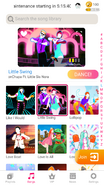 Littleswing jdnow menu phone 2020