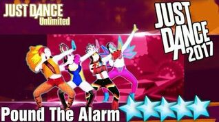 Pound The Alarm - Just Dance 2017