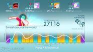 Zumba jd4 score beta