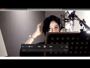 吴宣仪 Xuanyi - 'Let's Party' - Animation MV - 和平精英 2周年 派对邀请曲