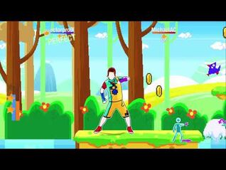 Just Dance® Unlimited - In The Hall Of The Pixel King - Dancing Bros.