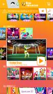 Futebol jdnow menu phone 2017