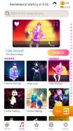 Getaround jdnow menu phone 2020
