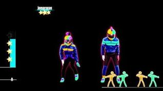 Just Dance 2016 - Animals - Martin Garrix - 5 Stars
