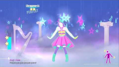 Just Dance 2017 Love You Like A Love Song