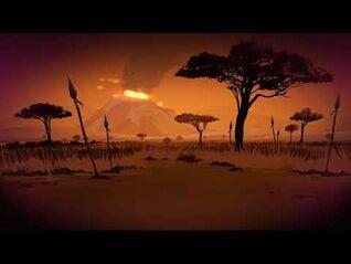 Dagomba background - Just Dance 4