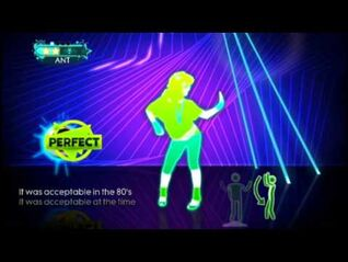 Just Dance Greatest Hits - Calvin Harris - Acceptable in the 80's