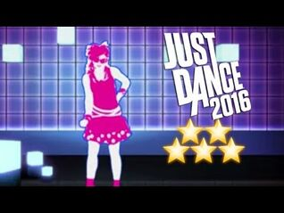 5☆ stars - Girls Just Want To Have Fun - Just Dance 2016 - iPhone