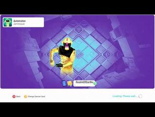 Just Dance 2020 (Unlimited) Automaton 5*'s Gameplay