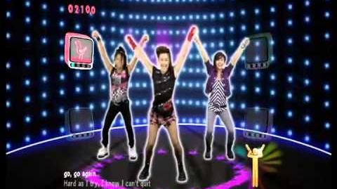 Just Dance Kids Here We Go Again