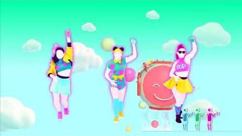 Just Dance Now - Bubble Pop! JDN Preview