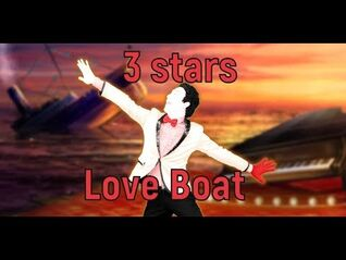 Just Dance Now - Love Boat - 3 stars