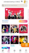 Nocontrol jdnow menu phone 2020