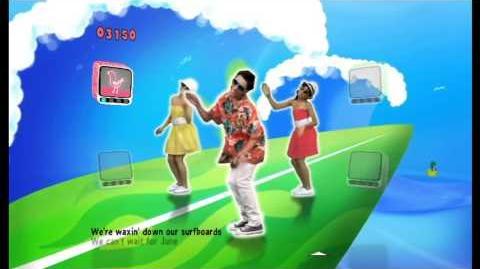 Surfin USA - Just Dance Kids