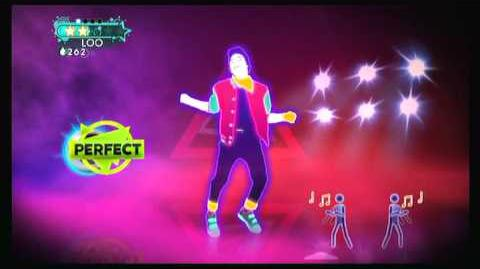 Take On Me - Just Dance 3 (Wii graphics)