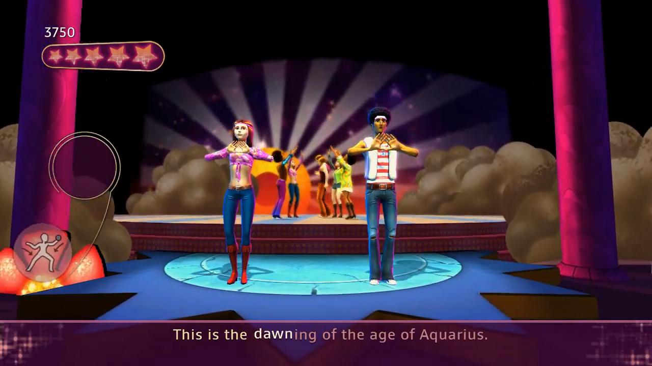 Aquarius/Let the Sunshine In (Dance On Broadway)