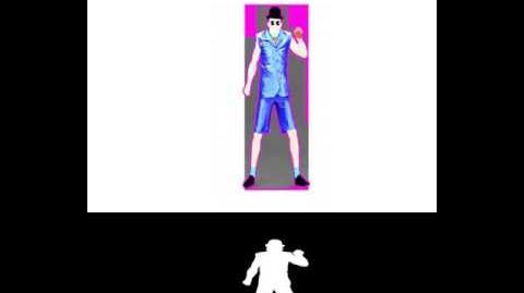Gentleman - Just Dance 2014 (Extraction)